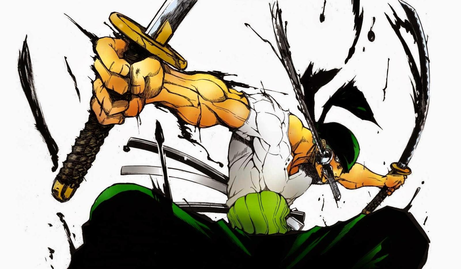 Anime Wallpapers RORONOA ZORO WALLPAPERS