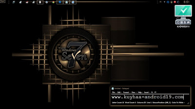 DARK ELEGANT WINDOWS 7 THEME