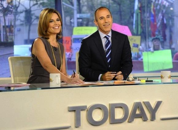 Savannah Guthrie Introduced as Today Show Anchor » Gossip | Savannah Guthrie