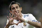 Angel di Maria Best Soccer Tattoo Style