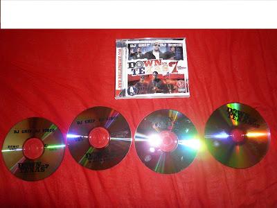 VA-DJ_Grip_And_DJ_Since_Presents-Down_In_Texas_Vol_7_(The_Return)-3CD-Bootleg-2011-UMT