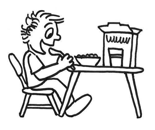 Caveman English: Test-Taking Hints