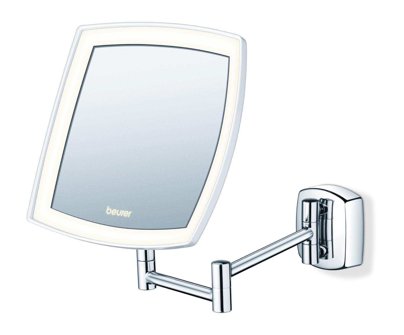 Specchio Illuminato Beurer