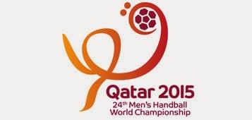 viernes 16/enero: Partidos online del mundial de Qatar 2015