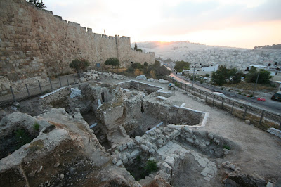 Roman era mansion found in Jerusalem