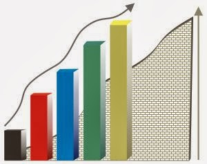 Ilustrasi Grafik Penjualan