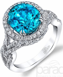 Parade's Diamond and Sapphire Ring