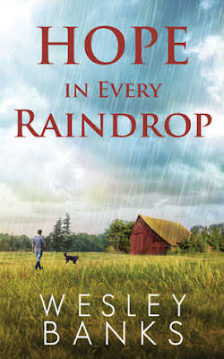 Hope In Every Raindrop by Wesley Banks