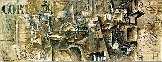 CUBISM: THE BIG BANG THAT SPAWNED MODERN ART