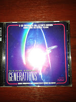 star trek, generations, expanded, soundtrack, cd