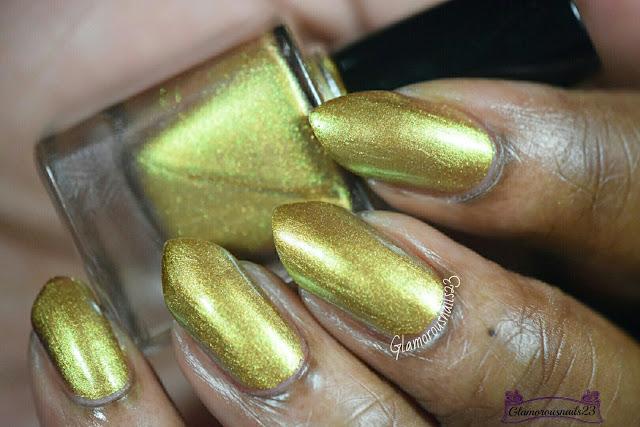 P.O.P Polish Caribbean Gold