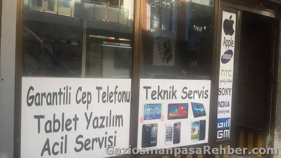 gaziosmanpaşa 500 evler cep telefonu yetkili servis
