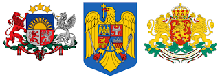 http://en.wikipedia.org/wiki/Coats_of_arms_of_Europe
