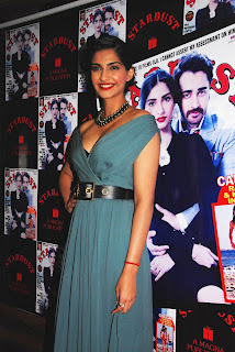 Sonam Kapoor and Imran Khan Launches Stardust Magazine (22).JPG