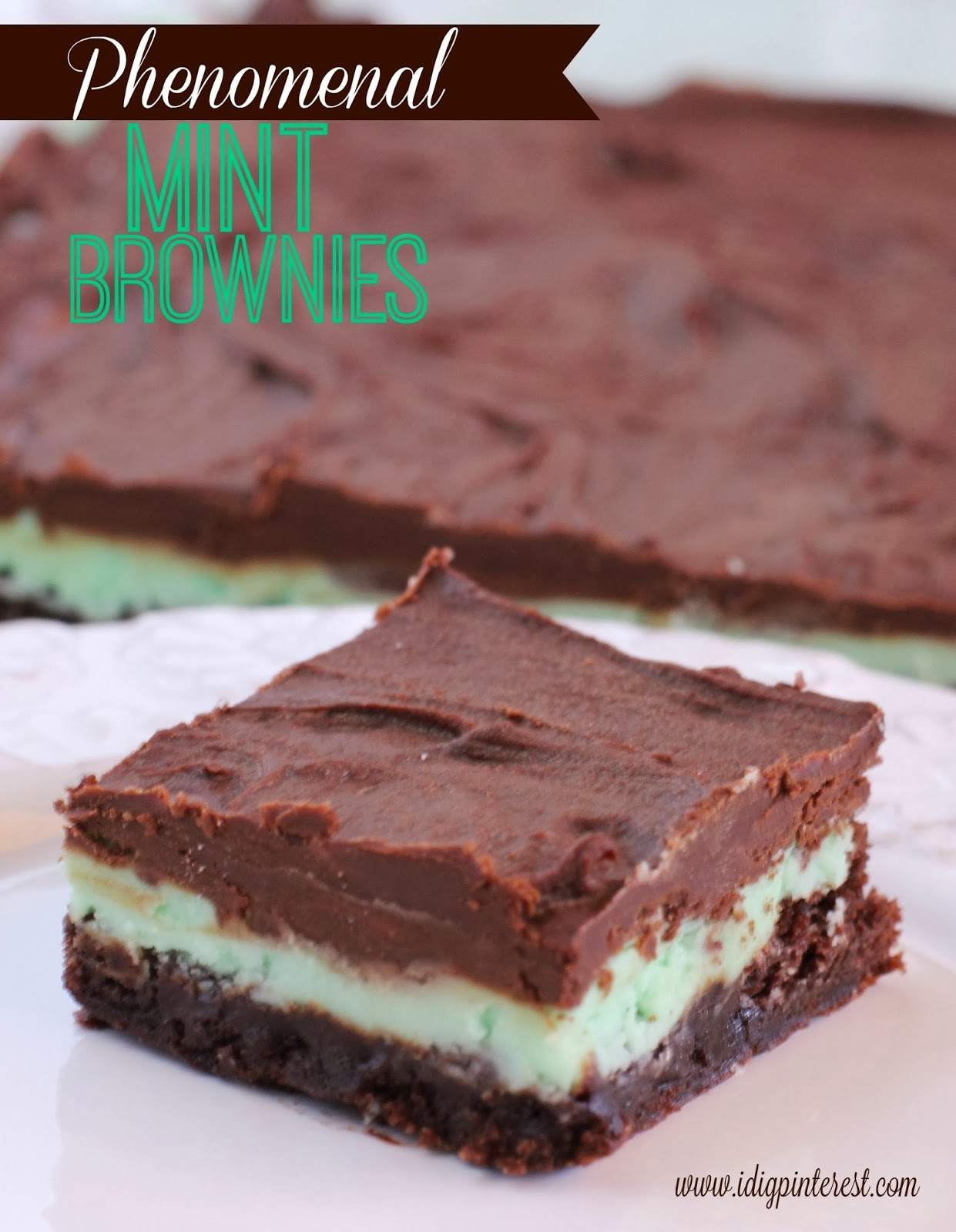 mint-brownies