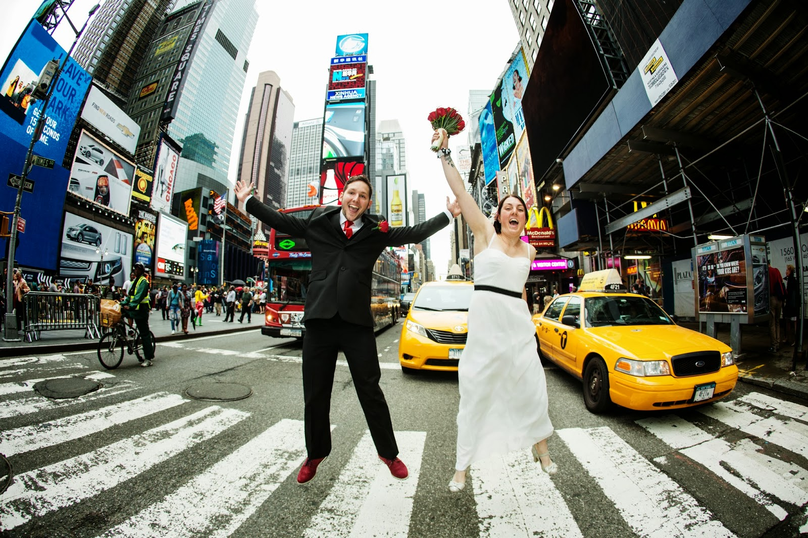 10 free things to do in new york the roaming renegades for Times square new york things to do