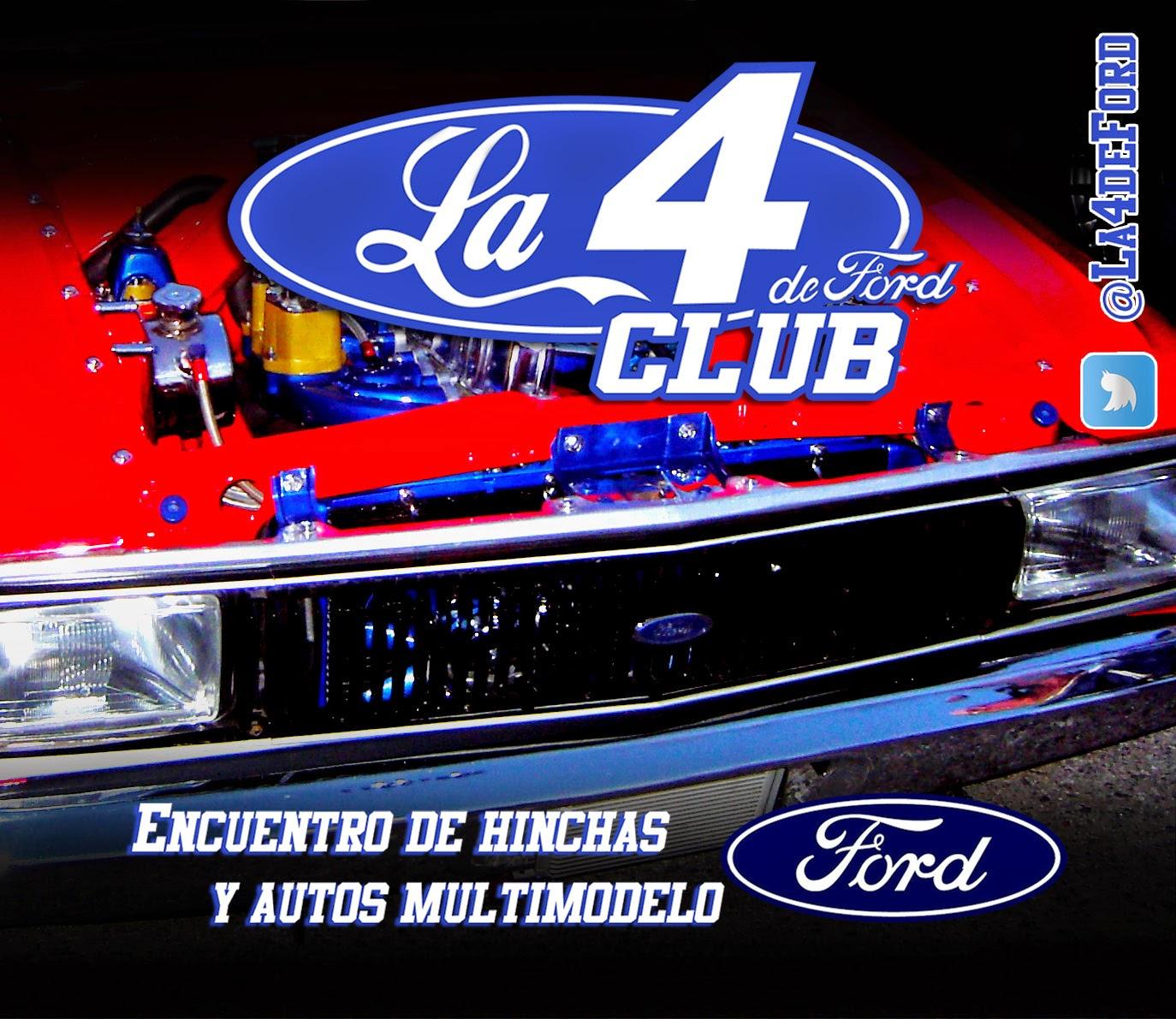 La 4 de Ford Club