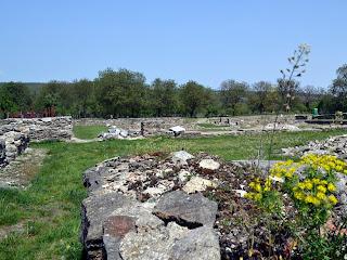 Photo Roman Forum Sarmisegetusa