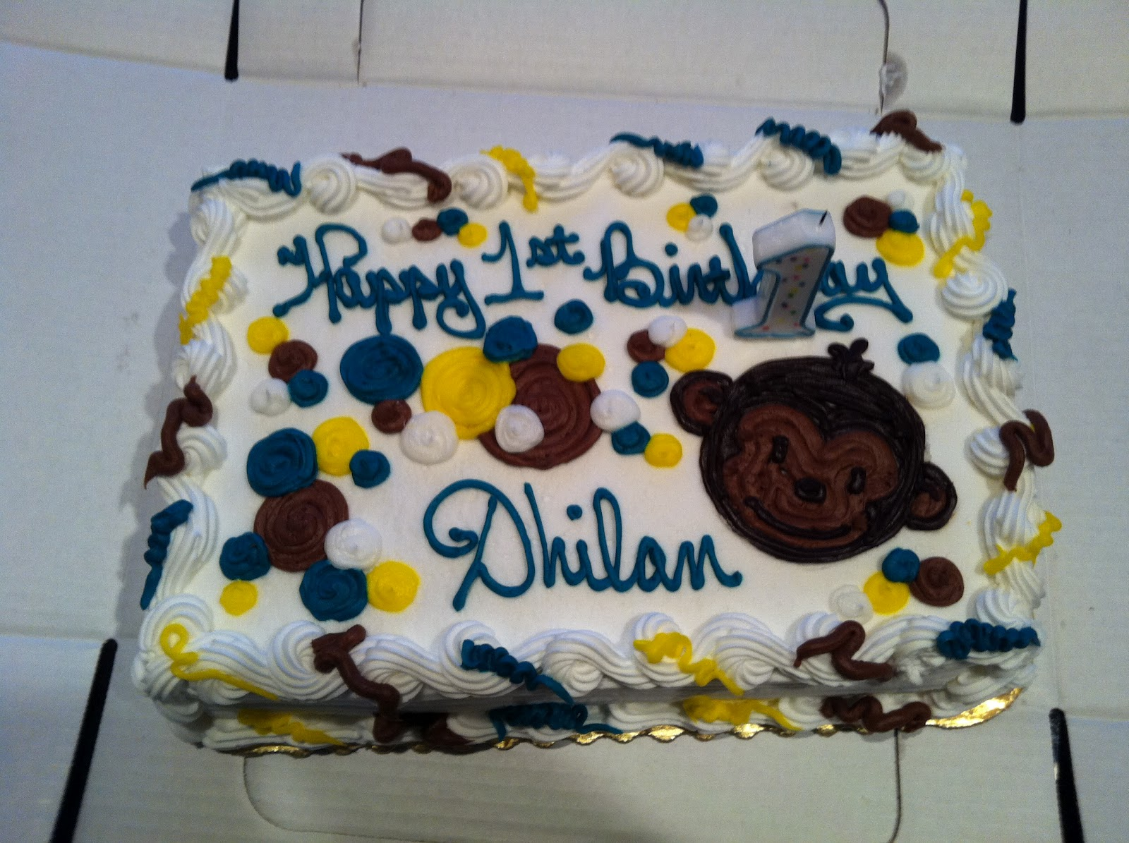 Foodie Moms Cookbook Birthday Cakes