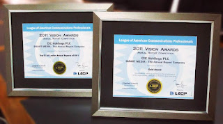 CIC Holdings Wins Vision Awards 2011