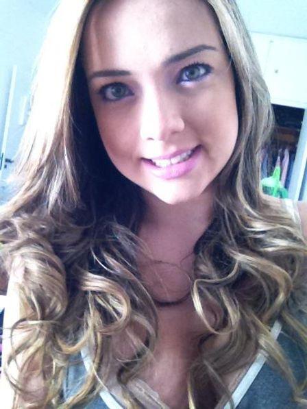 Mãe do filho de Neymar ,Carolina Nogueira Dantas