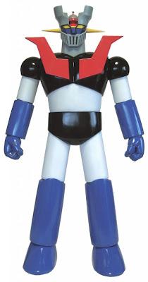 Kyuukyoku Zoukei Mazinger Z Anime Color Version