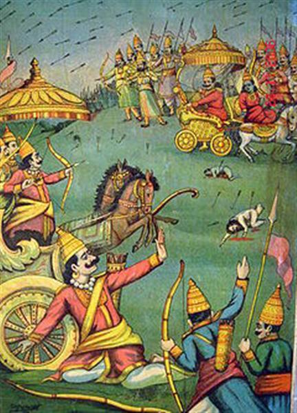 Cerita Wayang – Perang Kurusetra Karna dan Arjuna [PDF][ePub]