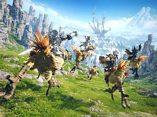 final fantasy xiv a realm reborn ps4 screen 4 Final Fantasy XIV: A Realm Reborn (PS4)   Screenshots & Press Release