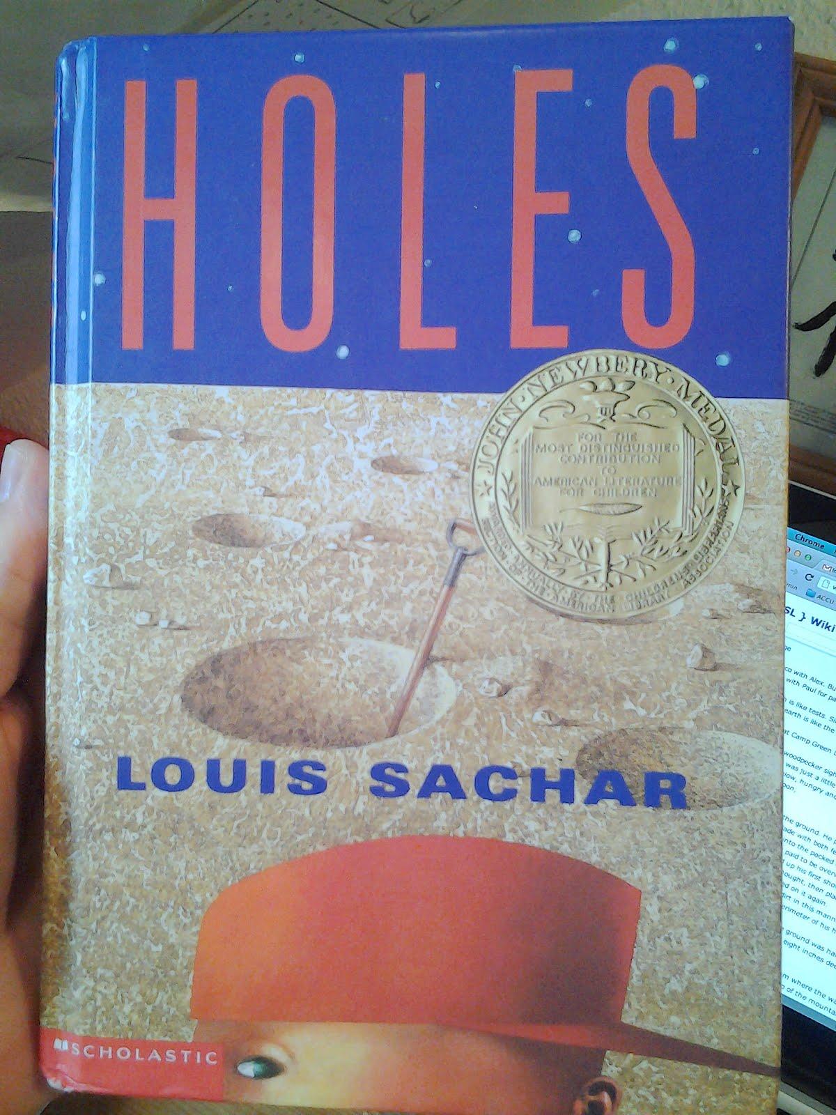 an examination of louis sachars book holes
