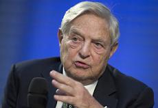 Magnate George Soros se muestra dispuesto a invertir US$ 1.000 millones en Ucrania