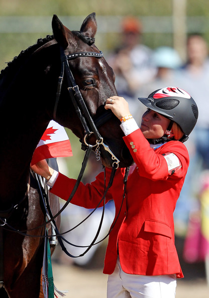 Canada Equestrian Fashion♡ London Olympics 2012