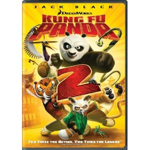 Kung Fu Panda 2 is a great movie for adoption; Po now has to examine his own identity and answer an important question -- who is he?