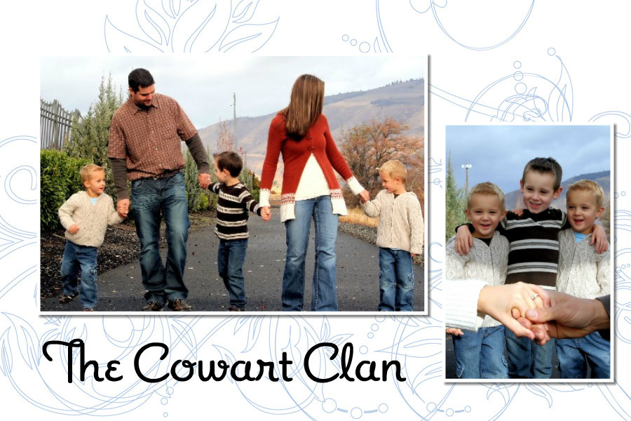 The Cowart Clan