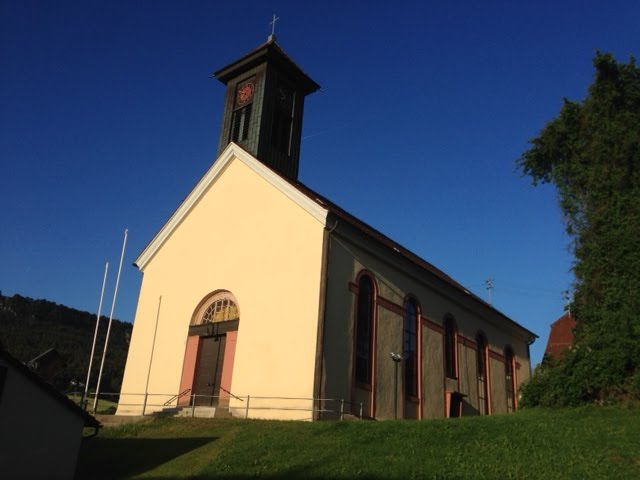 St.Afra Kirche Ratshausen