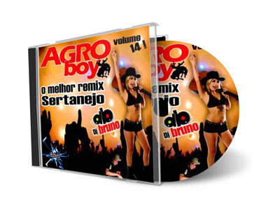 Lançamentos 2012 Downloads CD Sertanejo Remix – Agro Boy Vol 14 – Dj Bruno