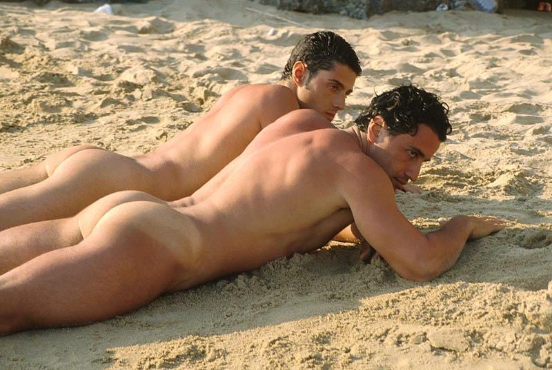 Bareback gay homosexual