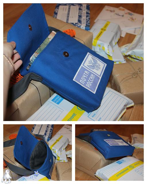 Как сшить сумку почтальона своими руками
