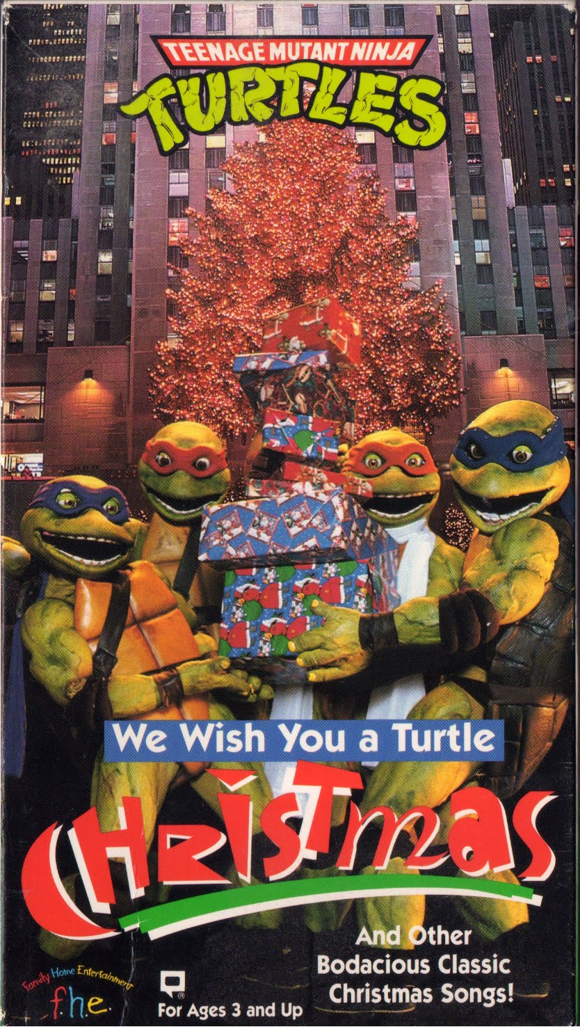 is there a tmnt christmas episode? | Retro Junk
