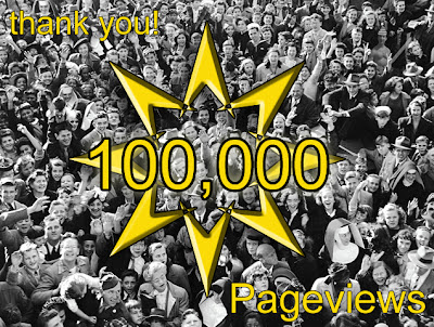 100,000 Pageviews