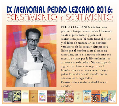 IX MEMORIAL PEDRO LEZCANO