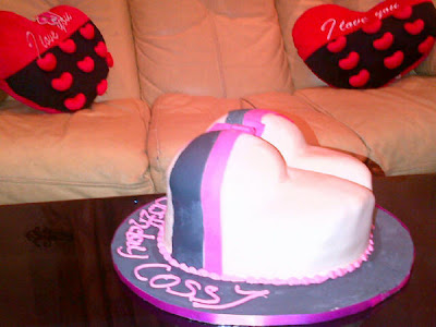 cossy orjiakor birthday cake