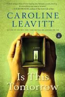 Is This Tomorrow, Carlone Leavitt