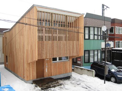 発寒の家 2012 札幌