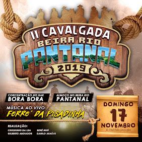 II CAVALGADA BEIRA RIO PANTANAL - VARJOTA