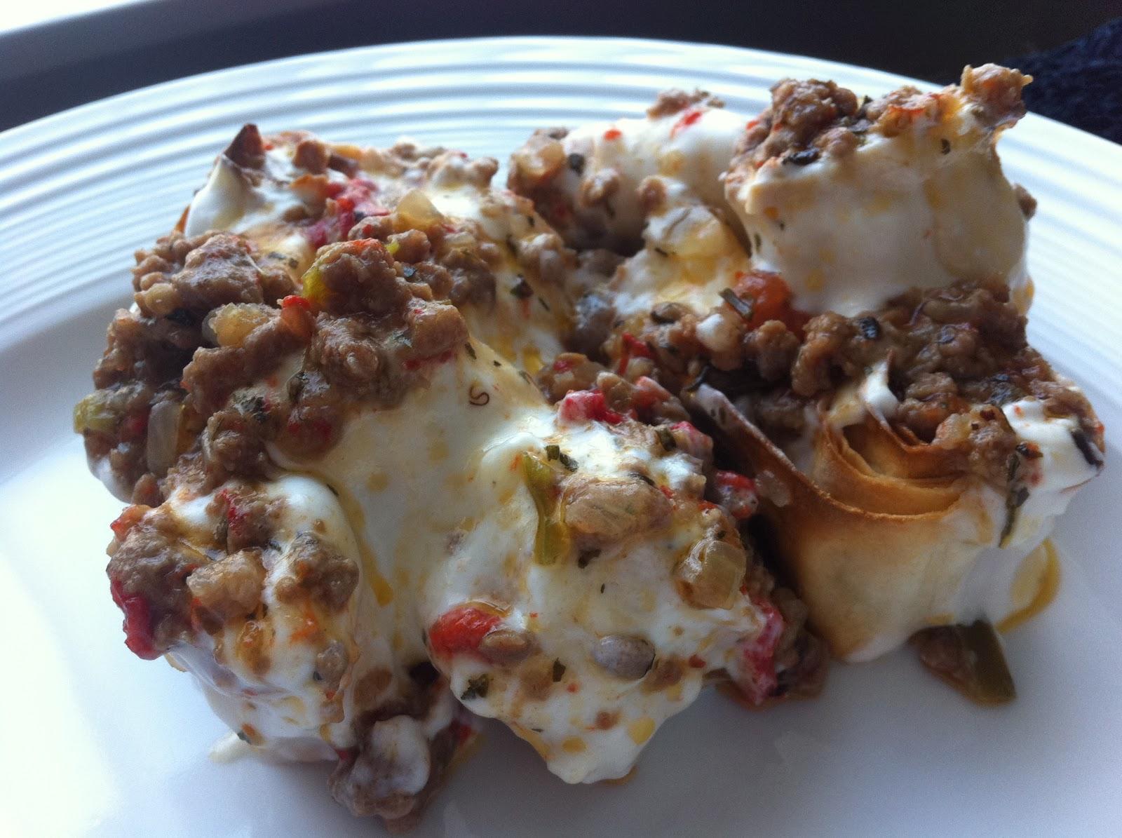 Kaşarlı Labneli Patates Mantısı Tarifi