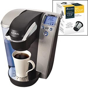 keurig machine costco