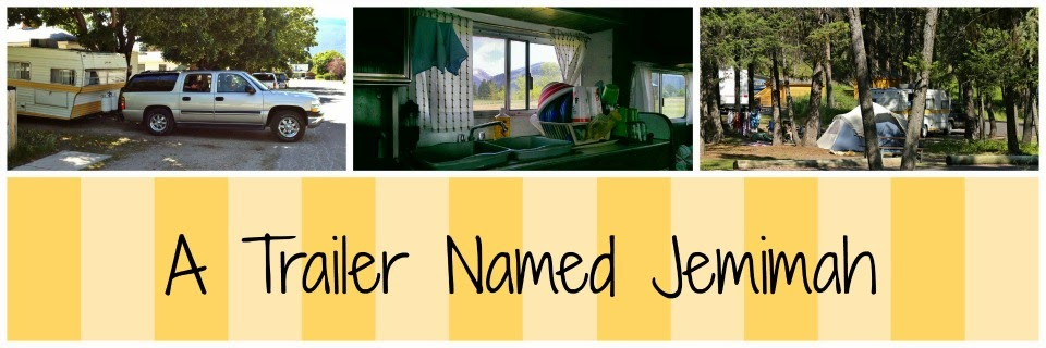 A Trailer Named Jemimah