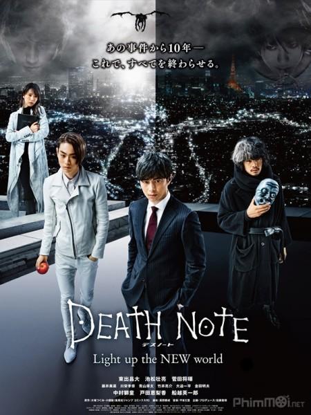 Quyển Sổ Tử Thần: Khai Sáng Thế Giới Mới, Death Note: Light Up the New World