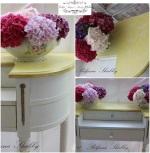 Uređenje namjestaja: Romantican stilski stol