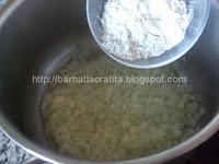 Mancare de mazare cu lapte preparare reteta